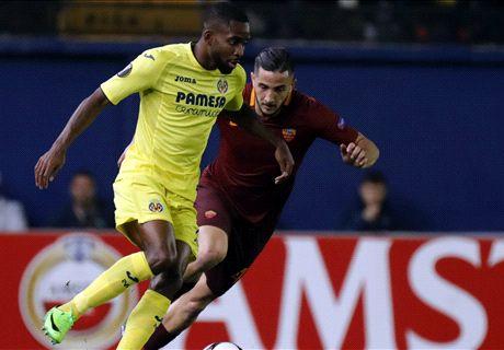 EN VIVO: Roma 0-1 Villarreal