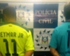 Messi & Neymar fanboys arrested