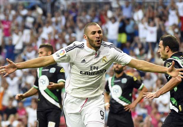 Real Madrid 2-0 Cordoba: Benzema & Ronaldo ensure winning start for Los Blancos