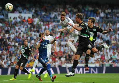 Real Madrid-Cordoba : (2-0), Ronaldo buteur
