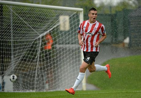Match Report: Limerick 0-4 Derry