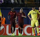 Roma well beaten but through on aggregate