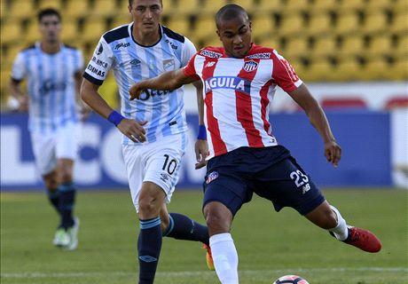 EN VIVO: Atlético Tucumán 3-0 Junior