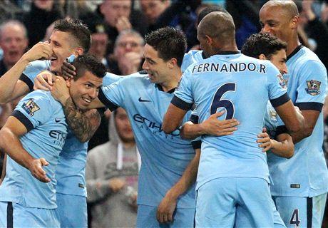 EN VIVO: Manchester City - Stoke City
