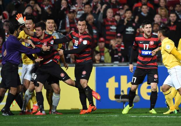Guangzhou Evergrande-Western Sydney Preview: Wanderers ready for fiery night