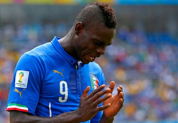 Balotelli's Italy omission not a message - Conte