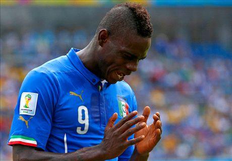 Balotelli snub not a message - Conte