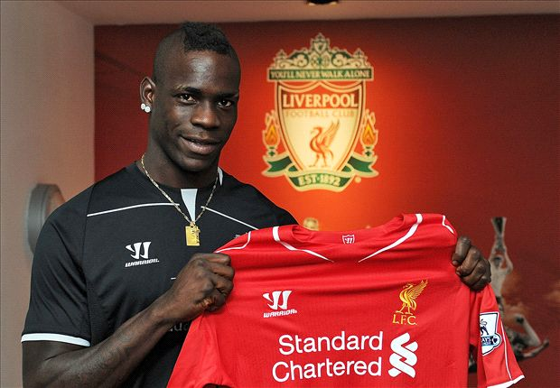 Official: Liverpool sign Balotelli from AC Milan
