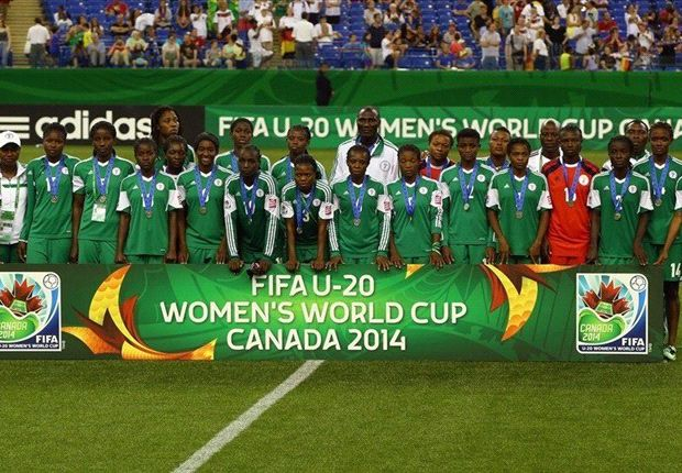 'Nigerians are proud of you' - President Jonathan congratulates Falconets