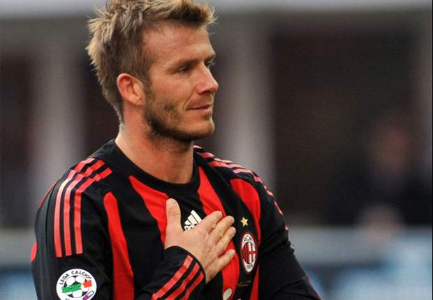 Report: Milan's Beckham Highest Paid Footballer In The World