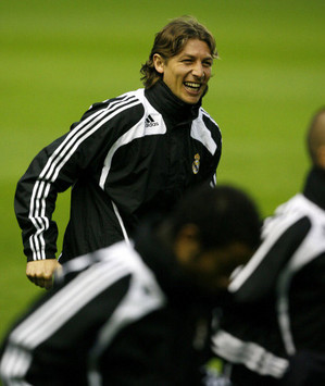 Gabriel Heinze - Real Madrid (PA)