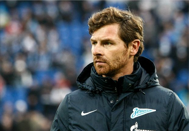 Villas-Boas warns Zenit: No excuses for Champions League failure