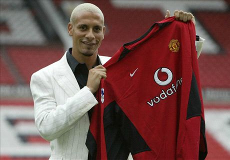 IN PICS: Ferdinand's highs & lows