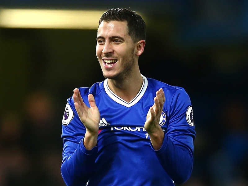 Chelsea forward Hazard targeting first FA Cup winners' medal