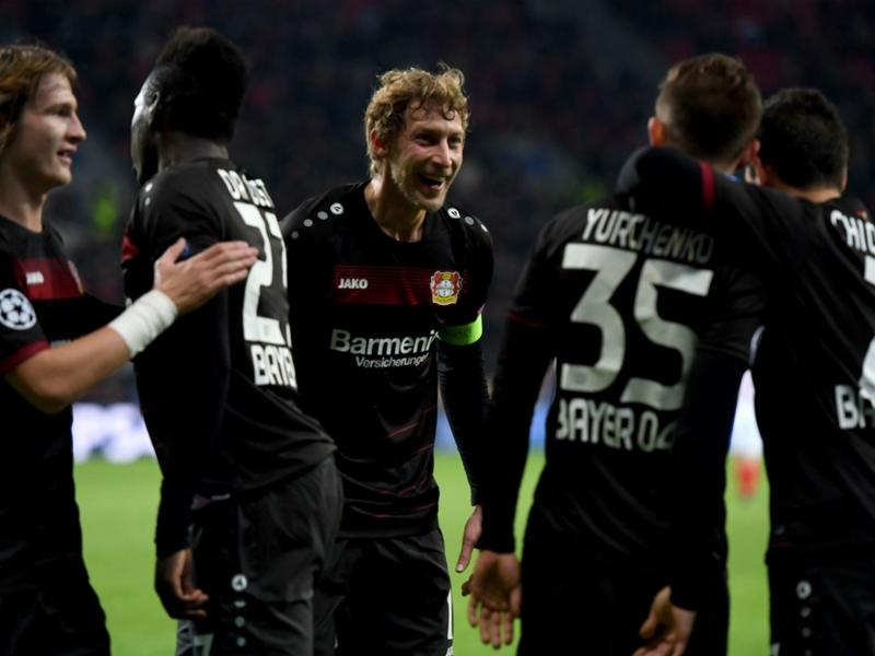 Les magiciens de Wembley - le parcours du Bayer Leverkusen jusqu'aux 8es de finale