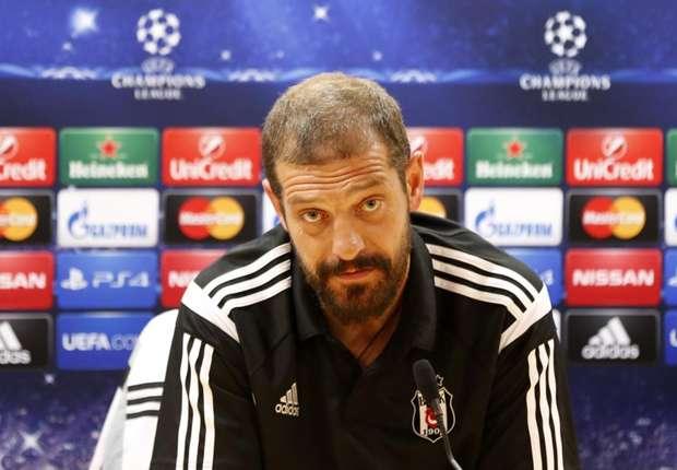 Besiktas boss Bilic 'confident' of Arsenal upset