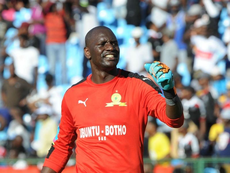 Mamelodi Sundowns goalkeeper Denis Onyango wary of Chippa United