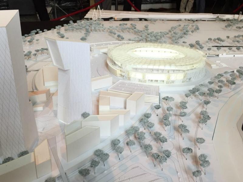 رسميًا | روما يحصل على الضوء الأخضر لبناء ملعبه الخاص