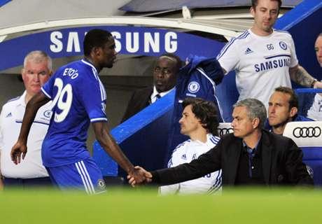 Eto'o grateful to Mourinho