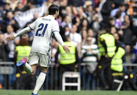 Morata y Bale animan el sopor (2-0)