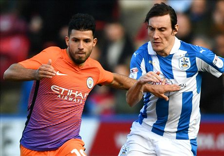 Man City to face Huddersfield replay