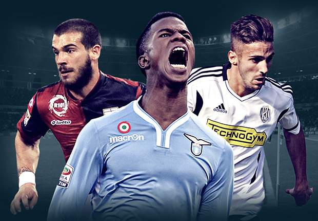 Keita, D'Alessandro & the potential breakthrough stars of Serie A in 2014-15