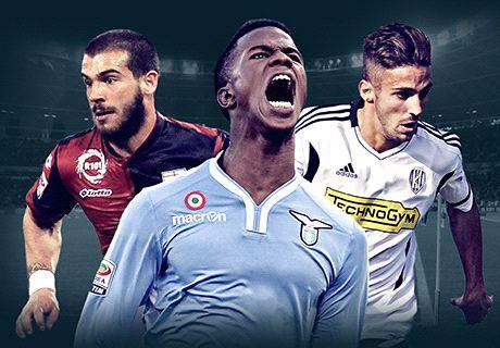 Serie A breakout stars in 2014-15