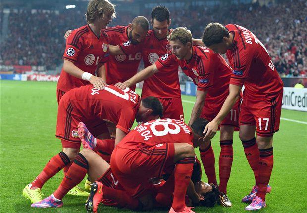 Bayer Leverkusen 4-0 FC Copenhagen (Play-Offs)