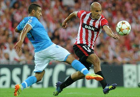 Athletic progress as Napoli implode