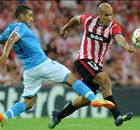 Athletic progress as Napoli implode
