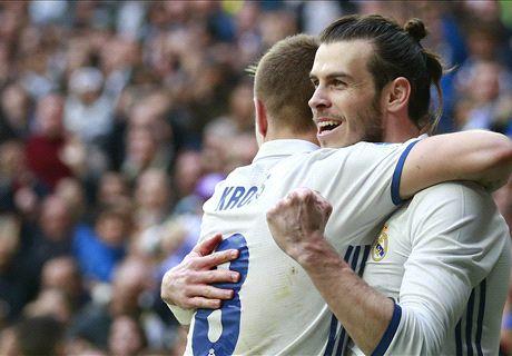 El Madrid afronta su primera final