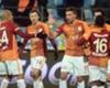 Galatasaray goal celebration against Caykur Rizespor
