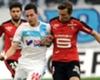 Florian Thauvin Clement Chantome Marseille Rennes Ligue 1 18022017