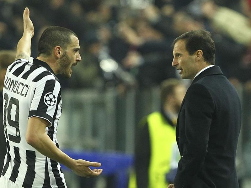 """RUMEUR - Juventus Turin, Allegri aux dirigeants : """"C'est moi ou lui"""""""