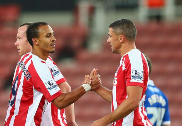 Stoke City 3-0 Portsmouth: Walters brace sees hosts into Capital One Cup third round