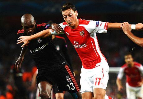 Scouting Report: Mesut Ozil
