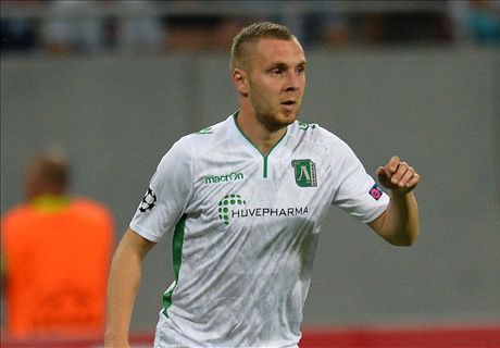 Moti saves the day for Ludogorets