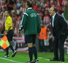 Benitez: I don't blame the players