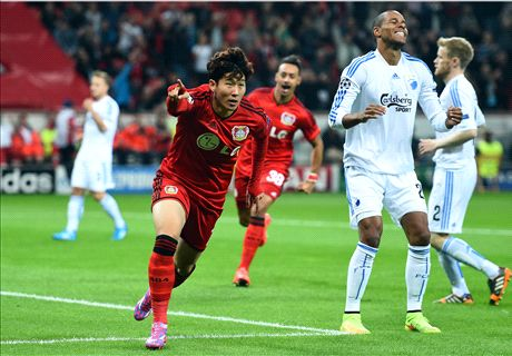 CL playoff 2nd legs: Leverkusen soar