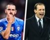 Allegri insults Bonucci in angry row