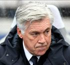 ANCELOTTI: Gives fan the finger!