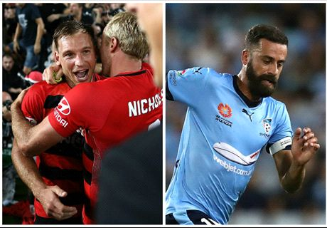 Santalab in tears after derby triumph, Brosque promises response