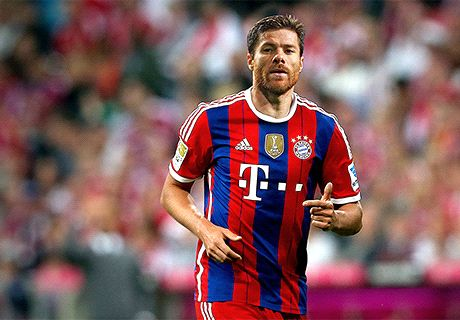 Alonso completes Bayern move
