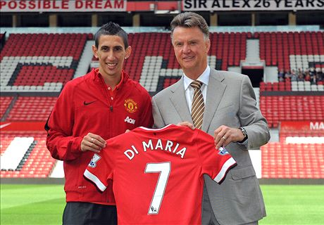 Di Maria: I want to emulate Ronaldo