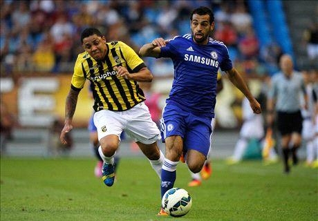 Chelsea, Salah courtisé par le Spartak Moscou