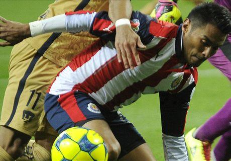 Vazquez is Chivas' secret weapon
