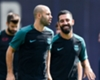 Mascherano, Arda out for Barcelona