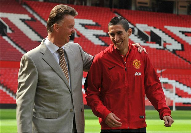 Van Gaal: Di Maria is not Manchester United's miracle man