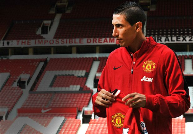TEAM NEWS: Di Maria starts for Manchester United against Burnley