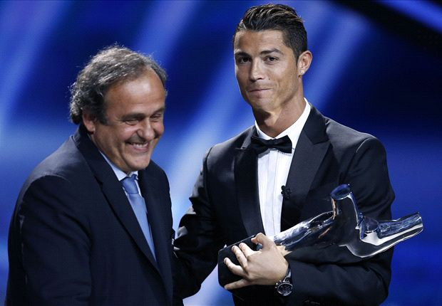 Ronaldo named Uefa's Best Player in Europe